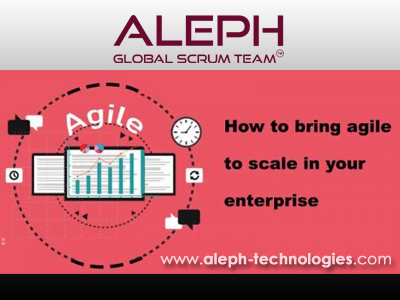 How to Bring Agile to Scale in Your Enterprise