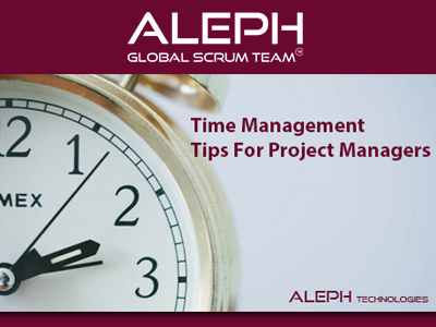 Time Management Tools & Techniques for Project Managers