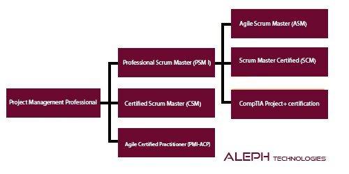 Certified Scrum Master is The Top Course of Aspiring Project Management Professionals