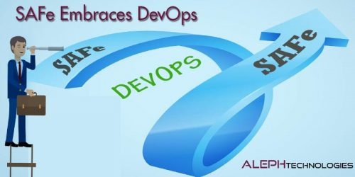 SAFe Embraces DevOps