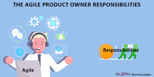 The Agile Product Owner Responsibilities?