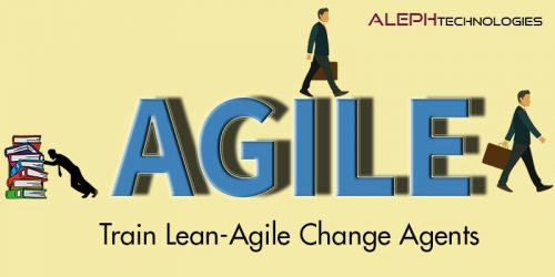 Train Lean-Agile Change Agents