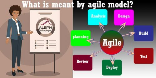 What is meant by agile model