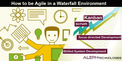 How to be Agile in a Waterfall Environment