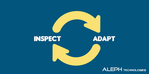 What is inspect and adapt in Agile