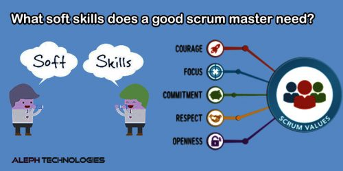 What soft skills does a good scrum master need?