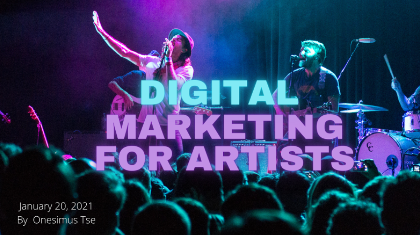 A path to starting your digital music marketing campaign